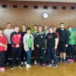 BSSA begrüßt 18 zukünftige Rehasport-Übungsleiter des Erkrankungsbereiches Geistige Behinderung