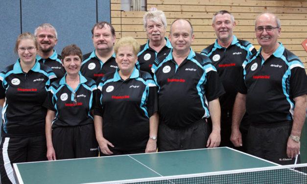 SV Seehausen erfolgreich bei DM Tischtennis Senioren