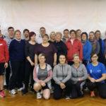 BSSA begrüßt 23 zukünftige Rehasport-Übungsleiter des Erkrankungsbereiches Orthopädie