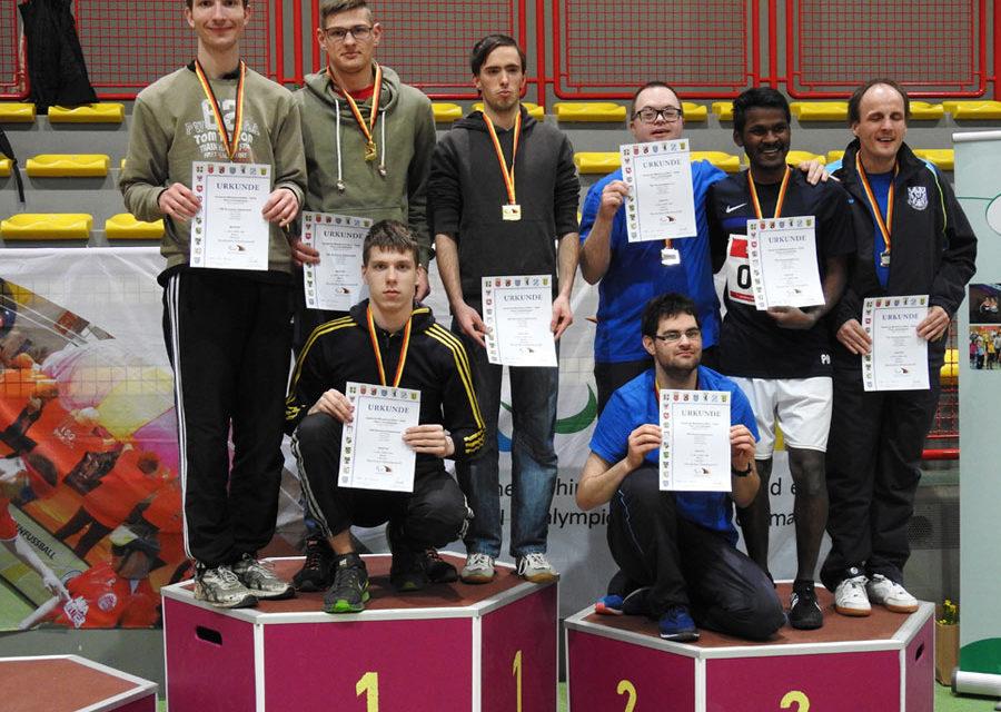 BSSA-Leichtathleten mit vier Titeln bei Hallen-DM