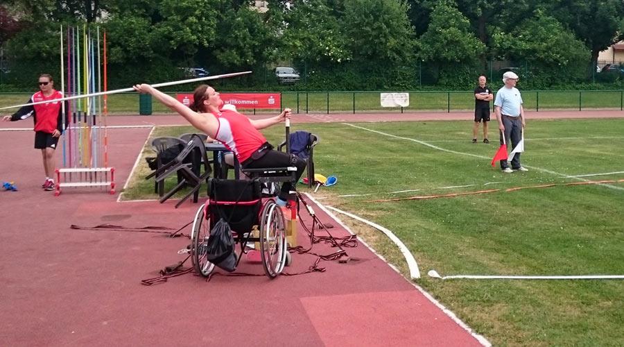 Marie Brämer-Skowronek zurück in internationalen Wettkämpfen