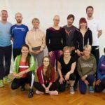 BSSA begrüßt 14 zukünftige Rehasport-Übungsleiter des Erkrankungsbereiches Innere Medizin