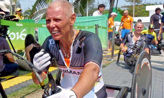 Gold und Silber im Weltcup für Andrea Eskau
