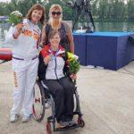 Anja Adler gewinnt EM-Bronze