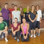 BSSA begrüßt 10 zukünftige Rehasport-Übungsleiter des Erkrankungsbereiches Orthopädie
