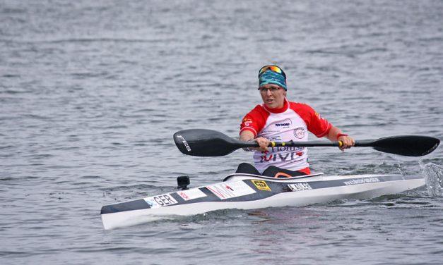 Anja Adler: Mit zwei Finalteilnahmen Ziel erreicht