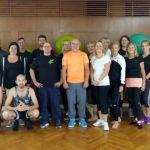 BSSA begrüßt 18 zukünftige Rehasport-Übungsleiter des Erkrankungsbereiches Orthopädie
