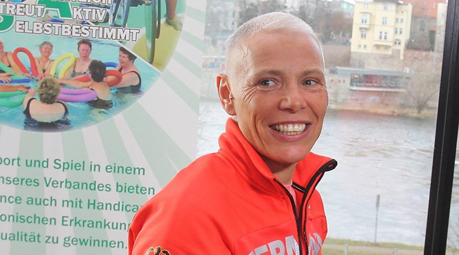 Unsere Stimme für Andrea Eskau zur Wahl der Para Sportler des Jahres