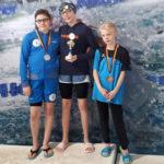 Vier Meistertitel für BSSA-Schwimmer