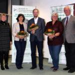 Auszeichnung der Landtagspräsidentin an Vereine aus Sangerhausen, Halle und Bad Schmiedeberg