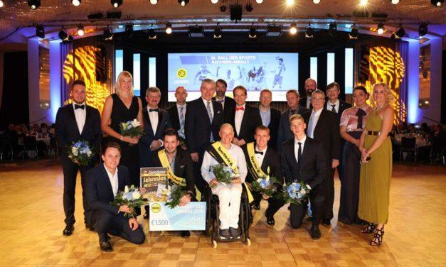 Sachsen-Anhalts Top-Athletin 2018: Andrea Eskau