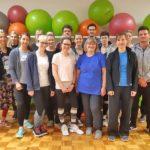 BSSA begrüßt 19 zukünftige Rehasport-Übungsleiter des Erkrankungsbereiches Orthopädie