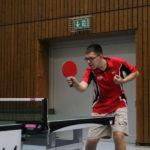 Deutsche Jugendmeisterschaften im Para-Tischtennis – zwei 5. Plätze bei erster Teilnahme
