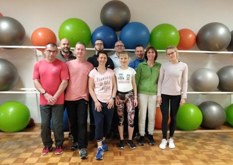 BSSA begrüßt 16 zukünftige Rehasport-Übungsleiter des Erkrankungsbereiches Orthopädie