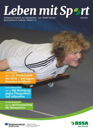 Titel Leben mit Sport Ausgabe 01-2019