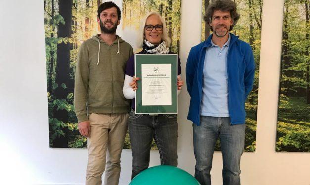 "BSSA begrüßt den Verein ""Therapie Vital Rehasport e. V."""
