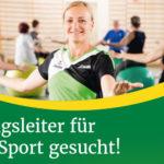 Start der neuen BSSA-Übungsleiterkampagne