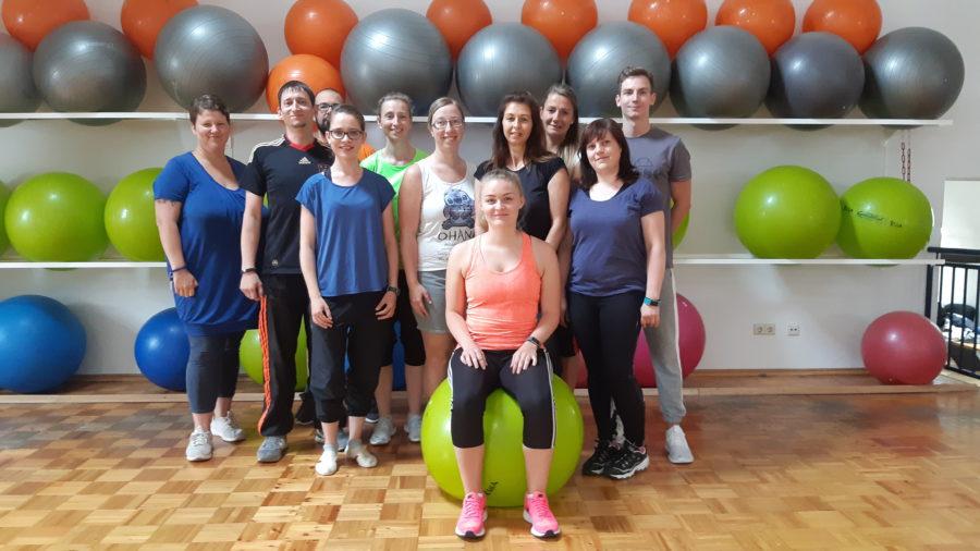 BSSA begrüßt 13 neue Übungsleiter Profil Orthopädie