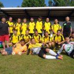 BSSA-Fußballer sind Deutscher Vizemeister 2019
