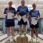 Zehn Deutsche Meistertitel für BSSA-Para Kegler