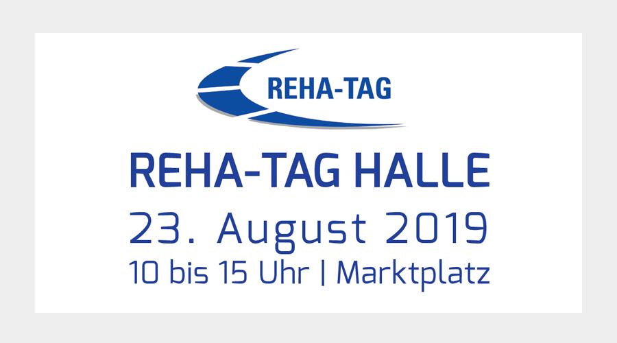 Deutscher Reha-Tag am 23.08.2019 auf dem Marktplatz in Halle