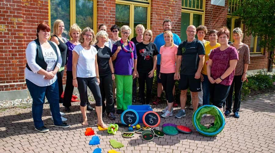 2. Projekttag im  Sozialpädiatrischen Zentrum (SPZ) in Halle (Saale)