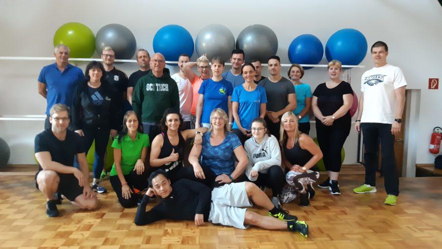 BSSA begrüßt 22 neue Übungsleiter*innen Profil Orthopädie
