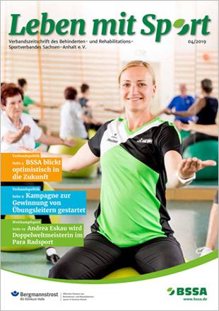 Titel Leben mit Sport Ausgabe 04-2019