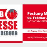 Jobmesse Magdeburg – Wir sind dabei!