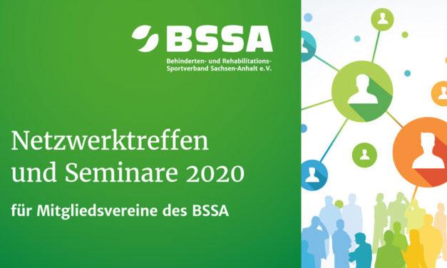 Netzwerktreffen & Seminare 2020