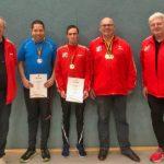 Neun Medaillen bei Hallen-DM Para Leichtathletik