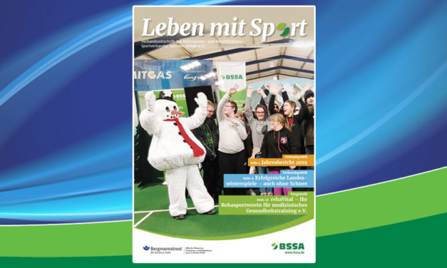 Leben mit Sport – Heft 1/2020 ist erschienen