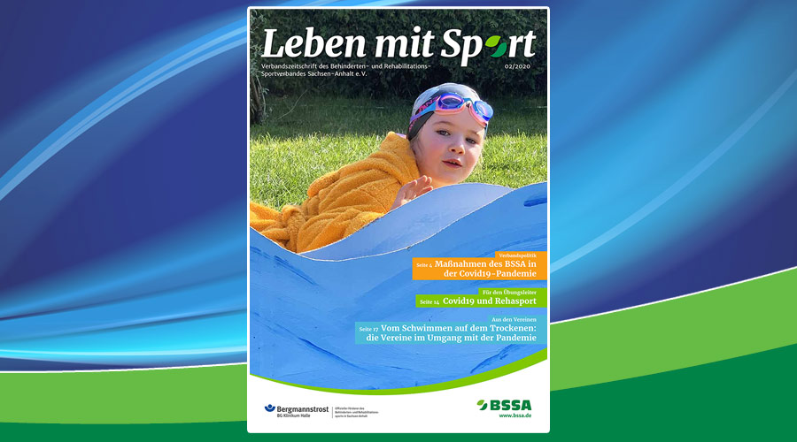 Leben mit Sport – Heft 2/2020 ist erschienen
