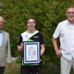 Ein Schritt weiter in Richtung Paralympics 2024 für Pascal