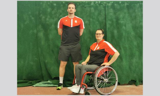 Marie Brämer-Skowronek und Alexander Bartz mit persönlichen Bestleistungen