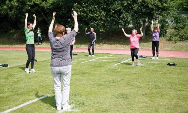Sport für Menschen mit Beeinträchtigungen bedeutet Teilhabe am gesellschaftlichen Leben
