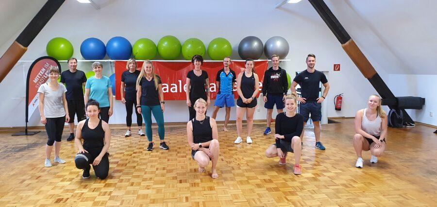 BSSA begrüßt neue Übungsleiter*innen Rehabilitationssport Profil Orthopädie