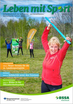 Titel Leben mit Sport Ausgabe 02-2021