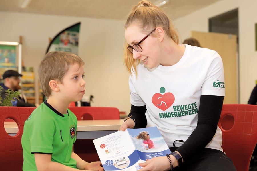 """Projekt """"Kids Aktiv – Rehasport für Kinder und Jugendliche"""""""