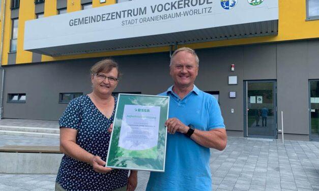 """BSSA begrüßt die Abteilung des Vereins SG """"Turbine"""" Vockerode e. V."""