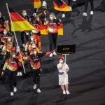 Eröffnungsfeier Paralympics Tokio mit Marie Brämer-Skowronek