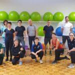 BSSA begrüßt neue Übungsleiter*innen Rehabilitationssport Profil Innere Medizin